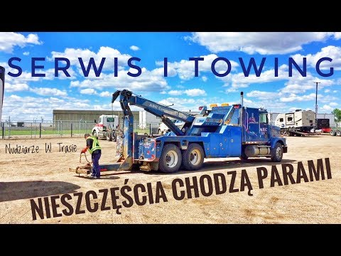 Serwis i towing