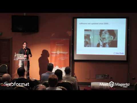 Meet Magento Italy 2014- Simone Onofri speech