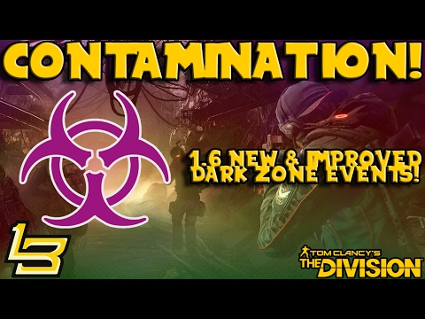 New & Improved Contamination DZ Events! (The Division)