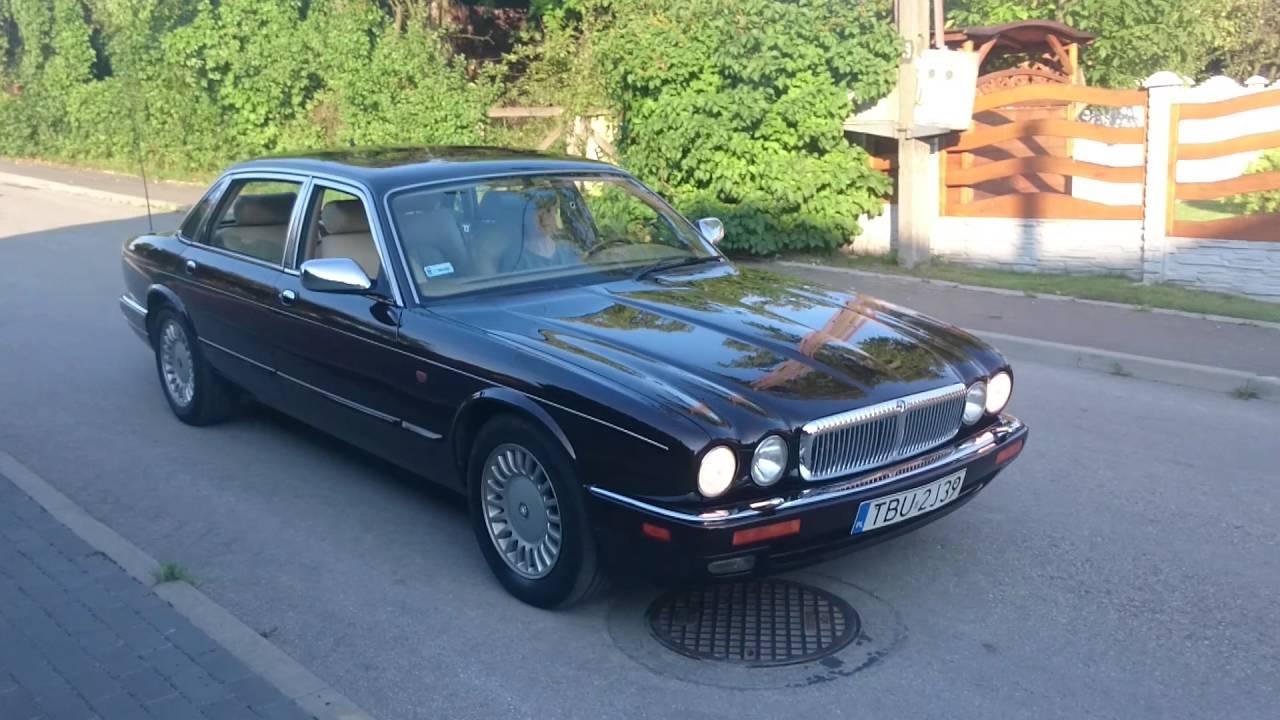 Daimler Six Lwb 1996 Jaguar X300