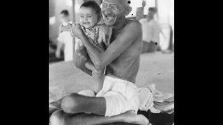 Rare Old Pictures of Mahatma Gandhi.