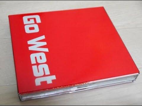 Go West – 3D EP #1 /2010 CD EP/