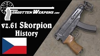 Czech Vz61 Skorpion: History And Mechanics