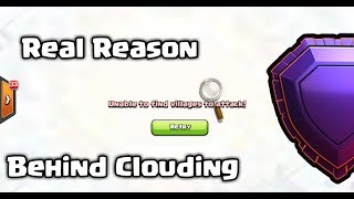 Base Kyu nahi mil Raha ? Real Reason Behind Clouding In Clash of Clans | Must watch !