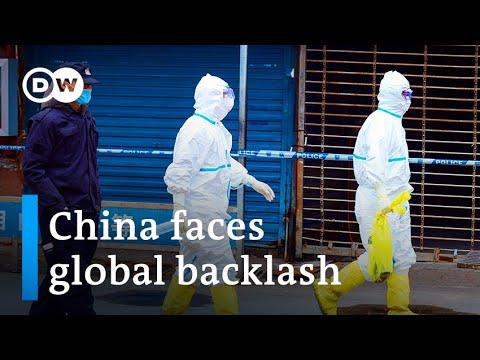 German tabloid 'Bild' demands China pay coronavirus damages   DW News