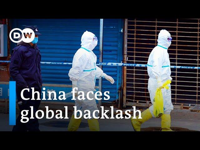 Shocker : Germany sends a 130 Billion Euro bill to China for Covid-19