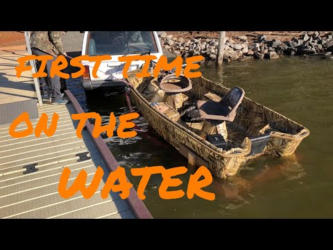 Maiden Voyage On My WaterQuest 10 2 - YouTube