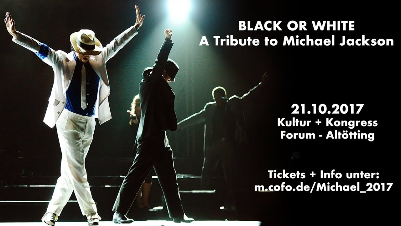 Musical Black or White  A Tribute to Michael Jackson  YouTube