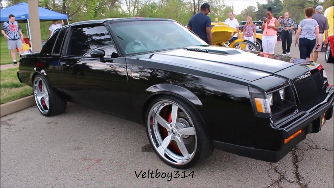 "2017 Buick Grand National >> Veltboy314 - Grand National On Staggered 22"" Forgiato ..."