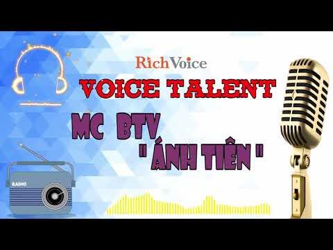 TOP VOICE QUẢNG CÁO HAY NHẤT CỦA BTV MC TIẾN ANH [ VOICE TALENT ] PHÁT TRÊN HỆ THỐNG VOV