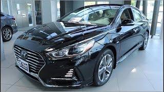 2018 Hyundai Sonata Plug-In Hybrid 2.0L Limited In-Depth Tour