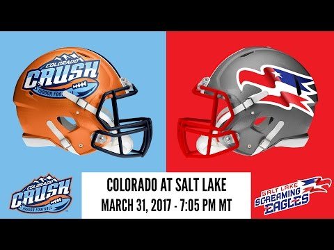 Week 7 | Colorado Crush at Salt Lake Screaming Eagles