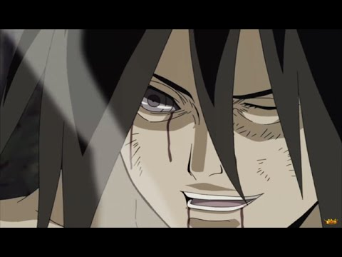 Naruto Shippuuden Episode 392 & 393 Thoughts - Madara Is Forever Epic - ナルト