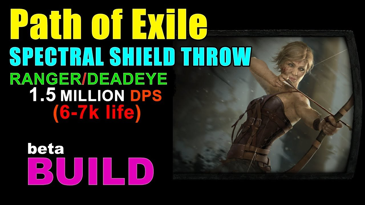 Build Spectral Throw
