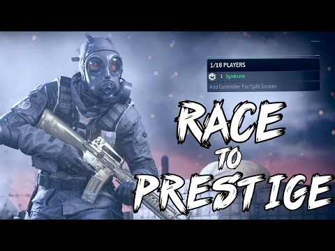 Race To Prestige 2.0 | Modern Warfare Remastered! *LIVE*
