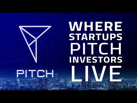 Pitch Platform, One Stop Shop for ICOs, app Already Working