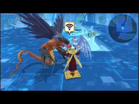 Digimon Story Cyber Sleuth - Meramon's, Biyomon's, Koromon's Property - Part 26