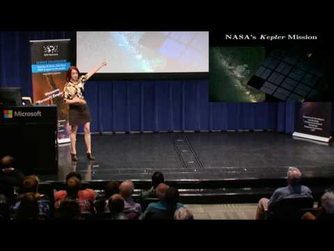 Exoplanets: Under a Microscope, and Through a Wide-field Lens - Sarah Ballard (SETI Talks 2016)