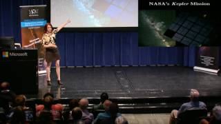 Exoplanets: Under a Microscope, and Through a Wide-field Lens - Sarah Ballard (SETI Talks 2016)