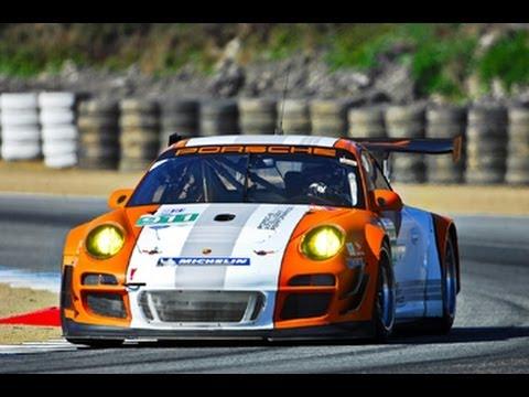 Porsche 911 gt3 rsr hybrid