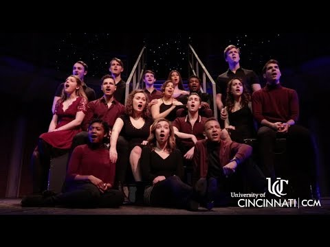 CCM Musical Theatre Class of 2018 -