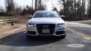 2011 Audi A4 Test Drive & Review YouTube