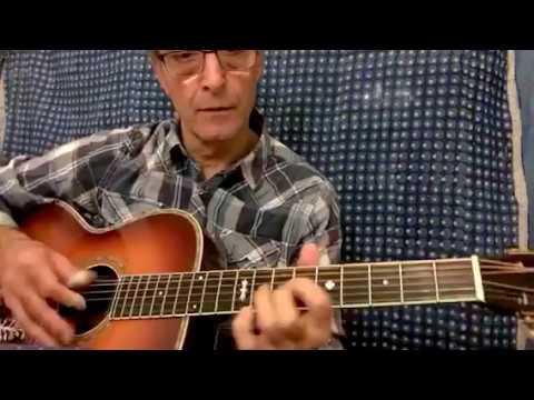 New Pony Blues - Charlie Patton - Stefan Grossman - Guitar Eric Zilio - New Era Guitar