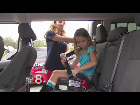 Condition Laws and regulations for Child Vehicle Seats