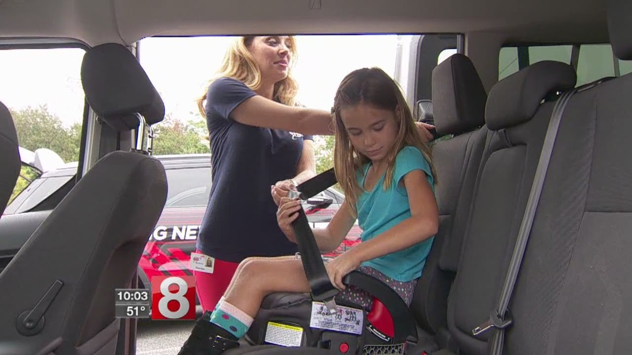 New Child Safety Seat Laws In Connecticut