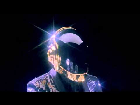 Daft Punk ft. Pharell Williams Get lucky Extended Version Original Video Full HD