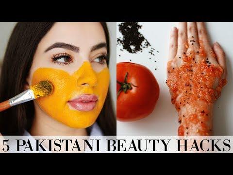5 Pakistani Beauty Hacks Every Girl Should Know!