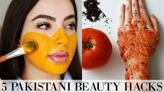 Download 5 Pakistani Beauty Hacks Every Girl Should Know!