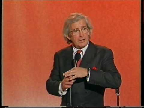 Dave Allen Teaching How To Tell The Time