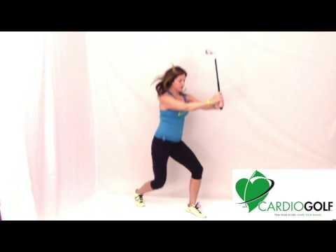 Improve Your Golf Swing and Lower Your Score with the Cardiogolf Speed Workout