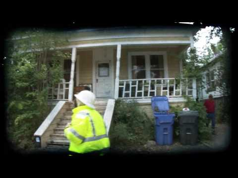 Preliminary Damage Assessments After Napa Earthquake