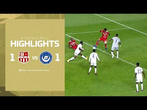 HIGHLIGHTS   CR Belouizdad  1-1 Al Hilal   Matchday 3   #TotalCAFCL