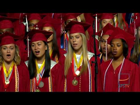 2017 Grady High School Graduation