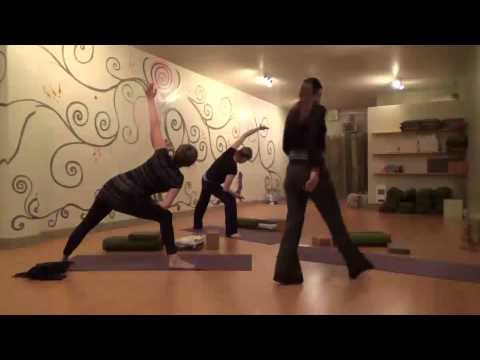 Prenatal Yoga Teacher Training Video 4 - Vinyasa Focus for More Experienced Yogis