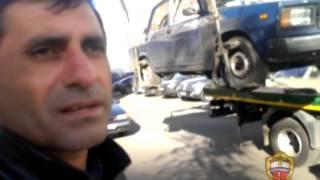 В Москве полицейские провели мероприятия по выявлению «нелегального такси»(, 2014-10-21T13:37:00.000Z)