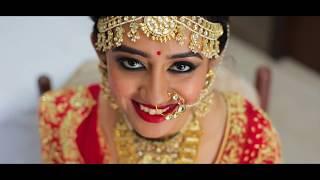 Jinali \u0026 Binit - Wedding Film of the most romantic groom ever