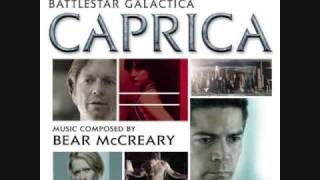 Caprica Soundtrack 13 Monotheism at the Athena Academy