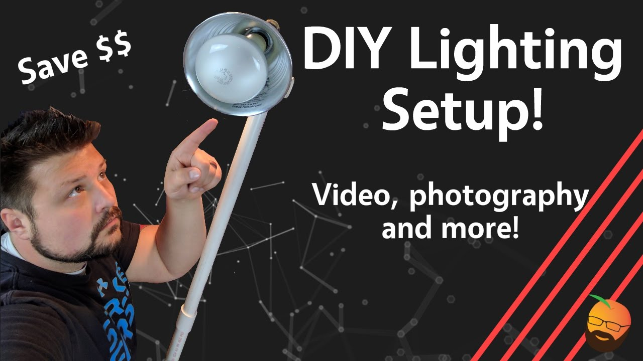 easy lighting origami how to cheap and easy diy lighting for video photo budget friendly