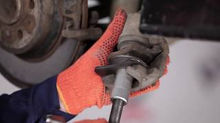 How to change Drum brake pads - step-by-step video manual