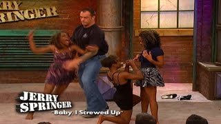 Lesbian Love Triangle (The Jerry Springer Show)