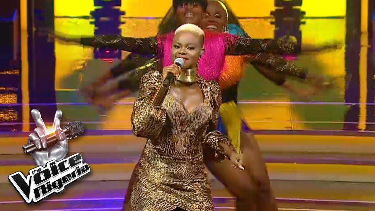 Naomi Mac - Vulindlela | Live Shows | The Voice Nigeria Season 3