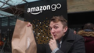 can you steal from amazon go?