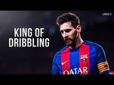 Lionel Messi ● The King of Dribbling 2017 - Humiliating Defenders HD