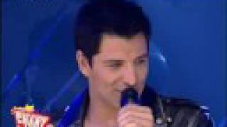 Sakis Rouvas Megalicious Chart Live Part 1(Sakis Rouvas singing