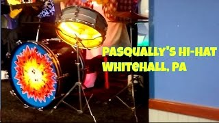 Chuck E. Cheese's Pasqually Plays The Hi-Hat Whitehall, PA August 2015