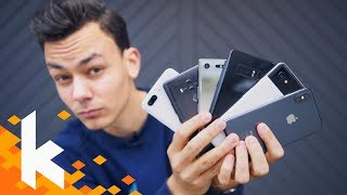 Welche Smartphone-Kamera ist wirklich die Beste?
